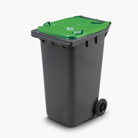 Affaldsbeholder Manutan zoom