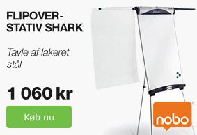 Campaign Flipover-stativ Shark 2019