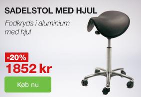 Campaign Sadelstol med hjul 2019