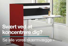 Campaign Skærmvægge & Bordskærme 2019