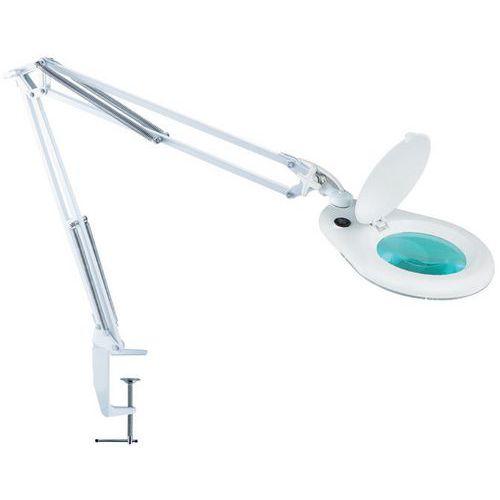 Forstørrelselslampe Manutan LED 650 lm