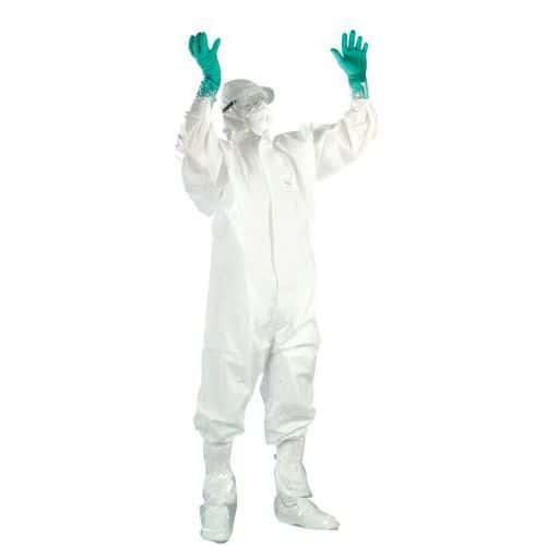Beskyttelsestøj asbest