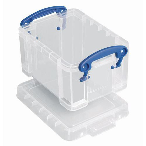 Opbevaringsboks 0,3 l, 6 stk.