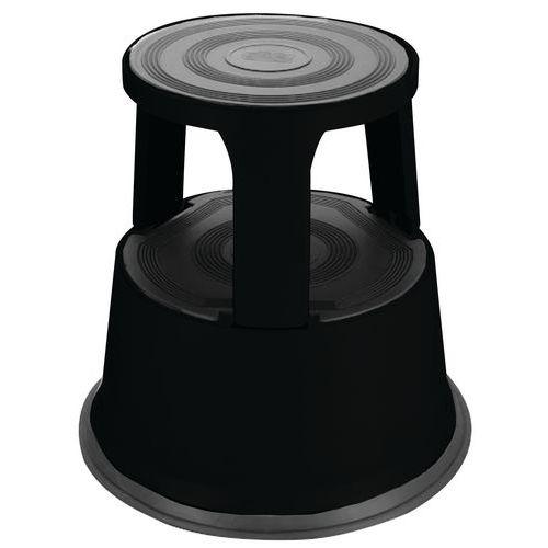 Skammel Kik-step Manutan stål
