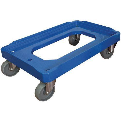 Vogn til kasser 150-250 kg Manutan