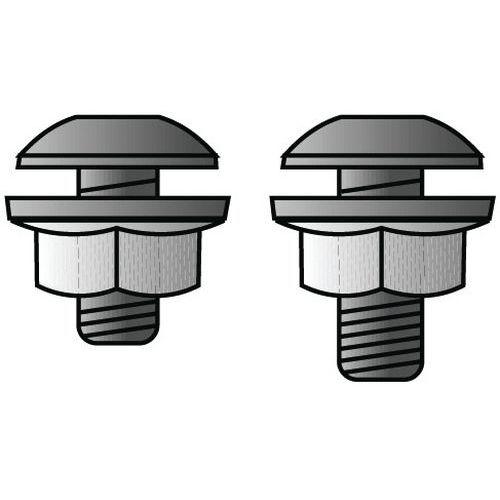 Monteringssæt Quick-Fix Plus - Schulte