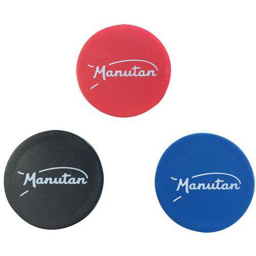 Rund magnet, 30 mm Manutan