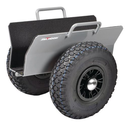 Panelvogn - kapacitet 300 kg