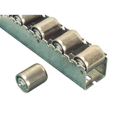 Rullebane metal, længde 240 cm