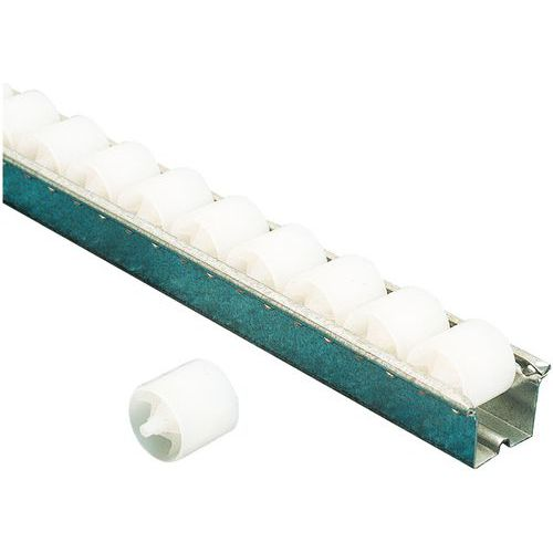 Rullebane plast  2-3 m