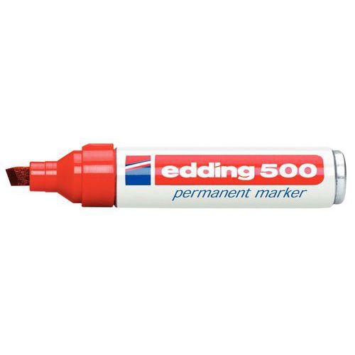 Spritmarker Edding 500