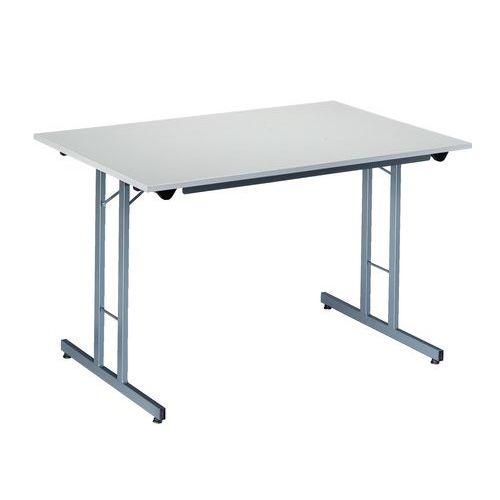 Bord sammenklappeligt 120 cm