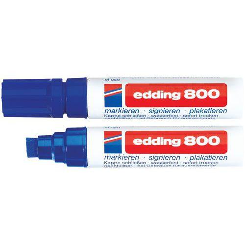 Spritmarker Edding 800
