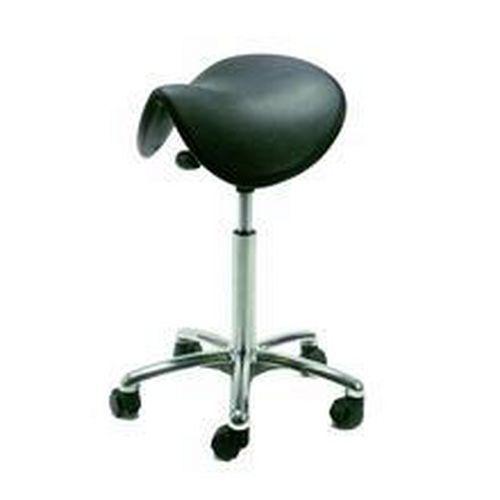 Sadelstol med hjul