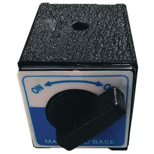 Magnetisk base til holder til mekanisk indikator - Manutan