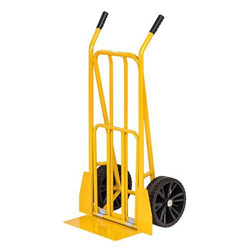 Bagagevogn 250 kg punkterfrie hjul