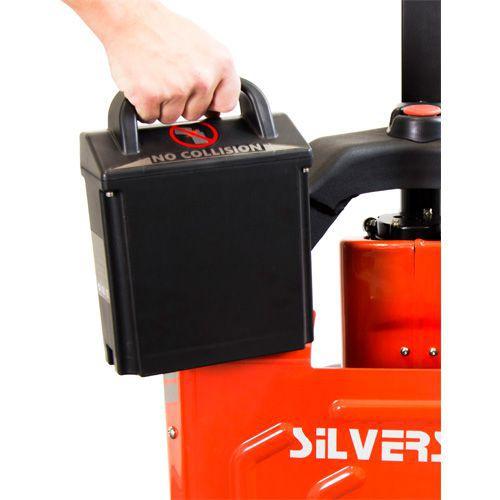 Ekstra batteri til Elektrisk palleløfter 1200 kg
