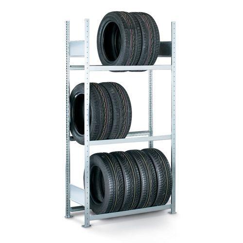 Dæksektion Easy-Fix Rota-Store: Grundsektion