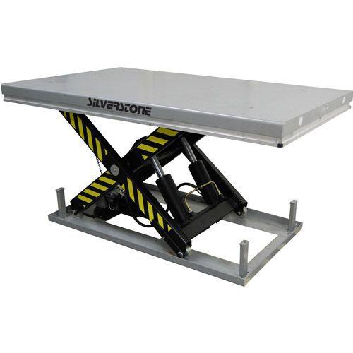 Løftebord stationær 500-4000 kg