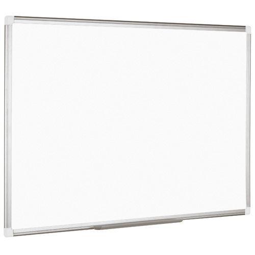 Whiteboard Manutan emaljeret