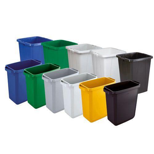 Affaldsbeholder Rektangel