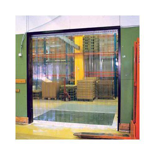 Skydebare PVC-baner 200 x 2 mm, standard