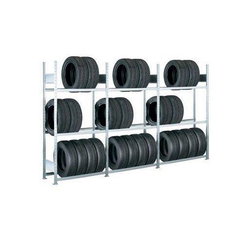 Dæksektion Easy-Fix Rota-Store: Påbygningssektion
