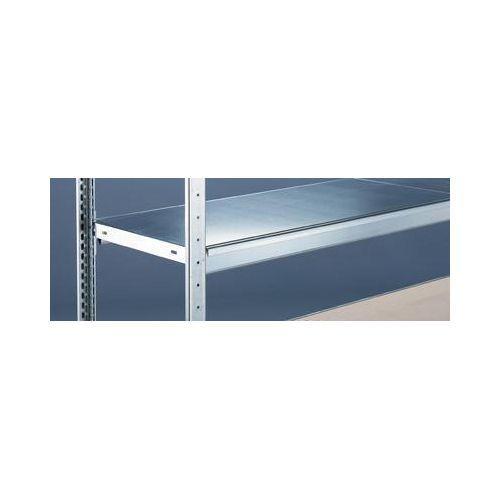 Ekstra niveau med stålhylder Bredfagsreol Easy-Fix