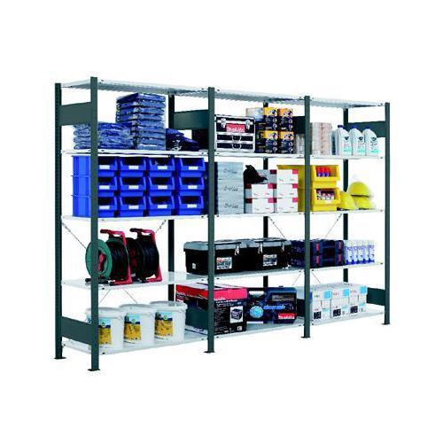 Lagerreol Easy-Fix-Sort: Påbygningssektion