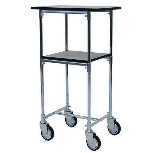 ESD Rullebord grå laminat ErgoB