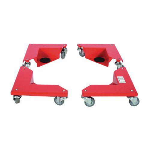 Transporthjørne 4 stk., 600 kg