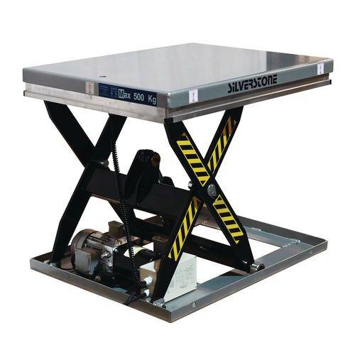 Løftebord, 900 x 700, 500 kg